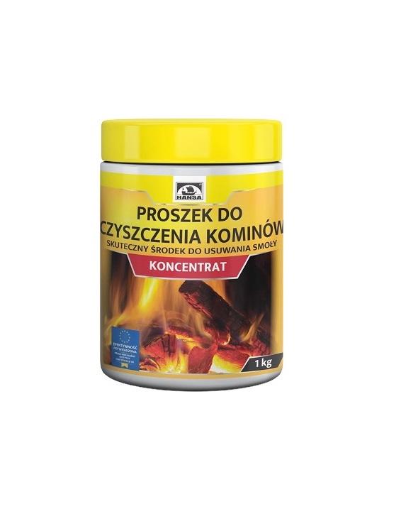 Chłodny Proszek do czyszczenia komina - Prowent Białystok LX74