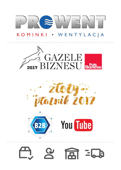 Wyróżnienia Prowent Białystok w 2017 roku
